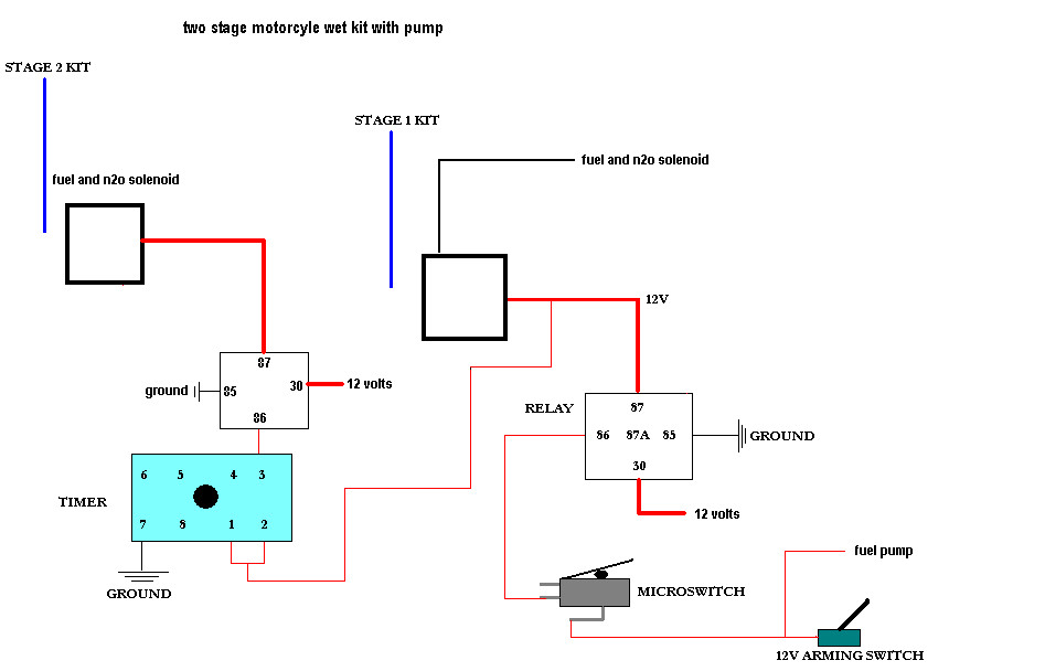 Nitrous Oxide System Installation Help Cold Fusion Nitrous